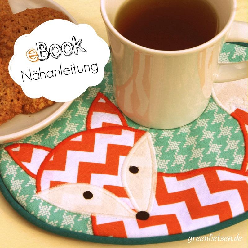 E-Book Mug Rug Fietsi Fuchs