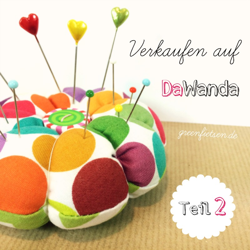 Welche Kosten verursacht mein DaWanda-Shop? Teil #2 der Blogreihe *Verkaufen auf DaWanda*