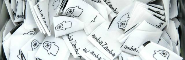 Label ambaZamba mit Zyklop
