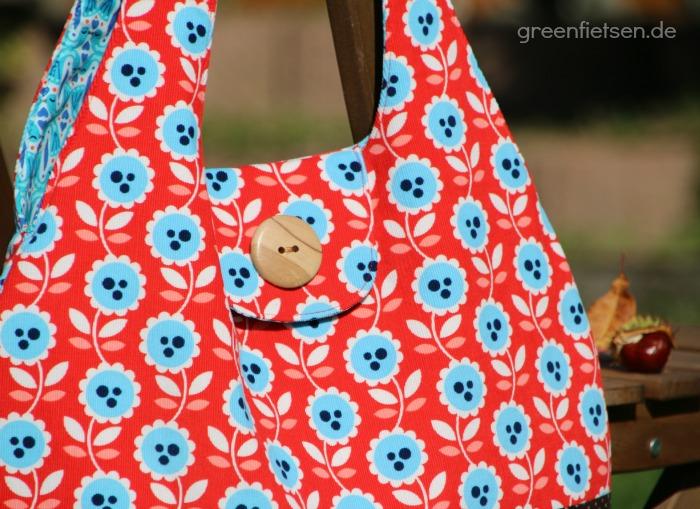 Mozzie Bag - eine schöne Umhängetasche für den Herbst