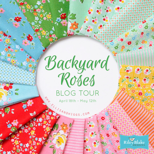 Backyard Roses Blog Tour