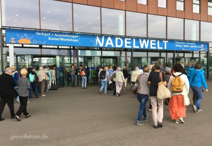 Nadelwelt in Karlsruhe 10.-12. Juni 2016