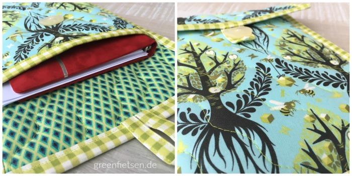Tree of Life - Eine Tasche fürs Stammbuch