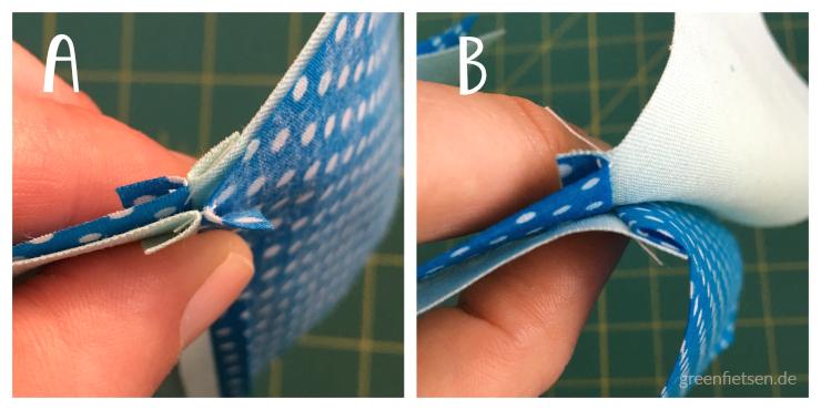 Patchwork-Tipps | Nahtzugaben bügeln - Auseinander oder zu einer Seite?