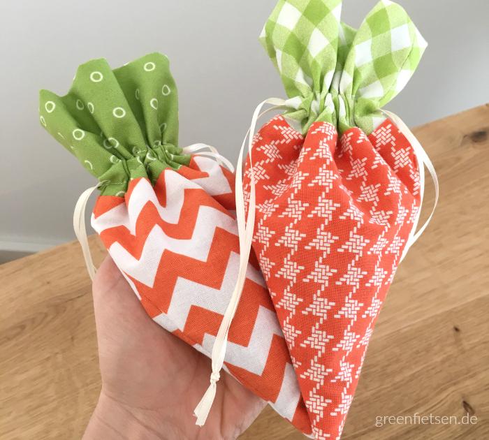 Karotten-Säckchen