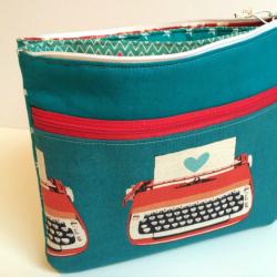 Fünf-Fach-Tasche von farbenmix