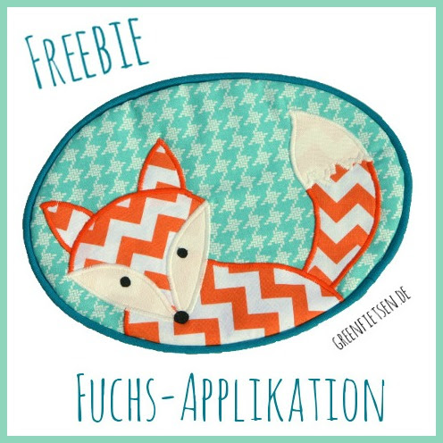 Freebie Fuchs-Applikation