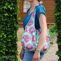 Tutorial Mozzie Bag - Sommertasche