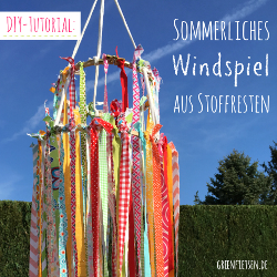 Tutorial Sommer-Windspiel