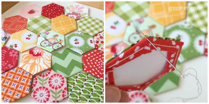 Tipps - Nähnadeln für English Paper Piecing