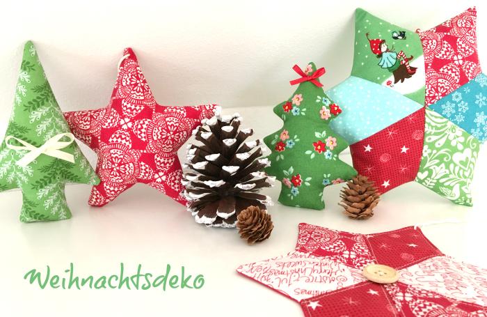 Nähkurs für Erwachsene - Weihnachtsdeko