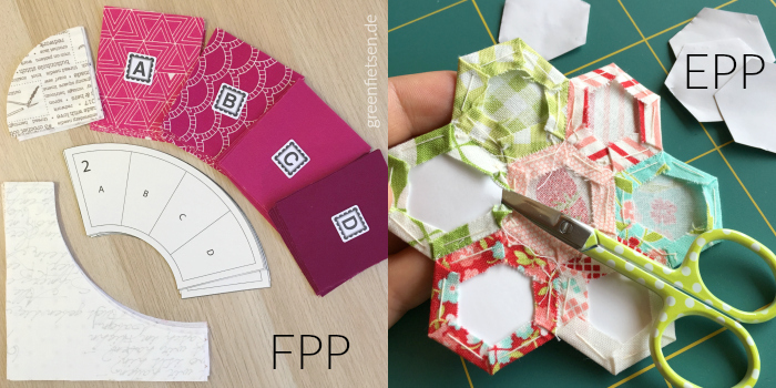 Fan Block - Foundation Paper Piecing