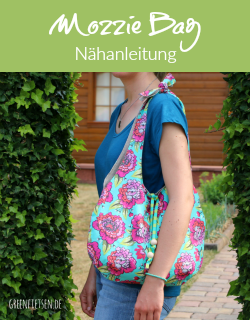 Tutorial Mozzie Bag nähen