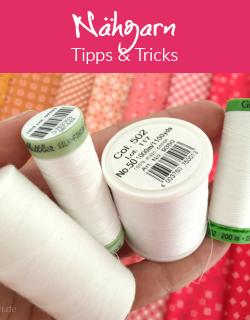 Tipps | Das beste Nähgarn für English Paper Piecing