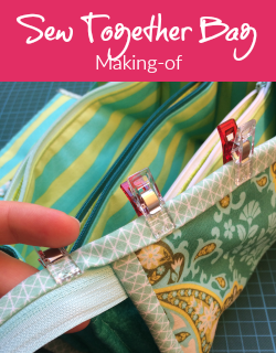 Making-of | Sew Together Bag