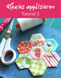 Tutorial 3 | Hexies applizieren