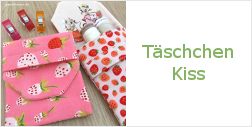 E-Book Täschchen Kiss